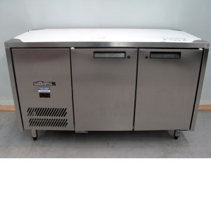 Williams 2 Door Underbar Refrigerator