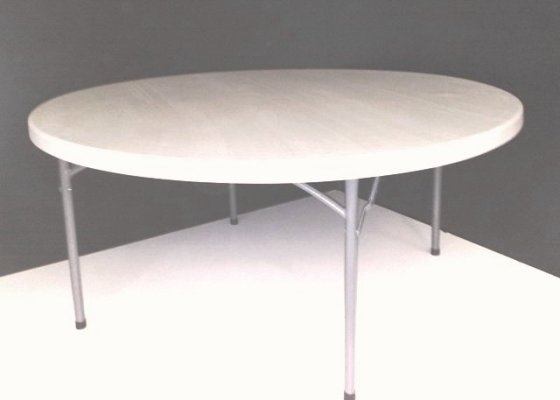 1.6m Heavy Duty Round Table