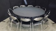 12 seats around 1.8m round