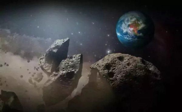 Football FieldSized Asteroid Flew By Earth Scientists