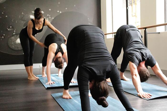 Melbourne yoga class cbd