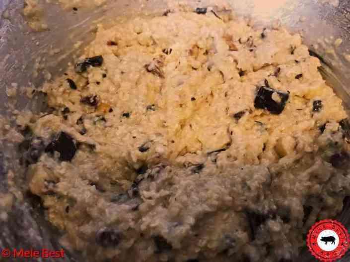 Bananen chocoladebrood