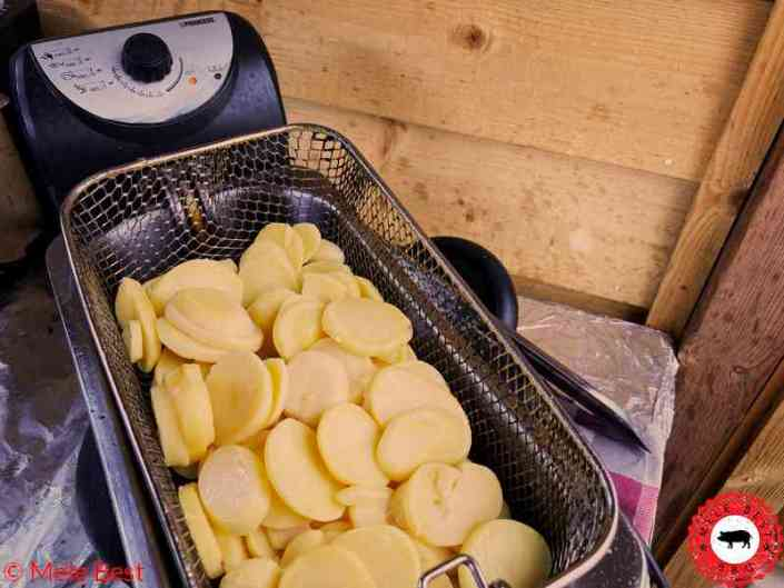 Aardappelschijfjes