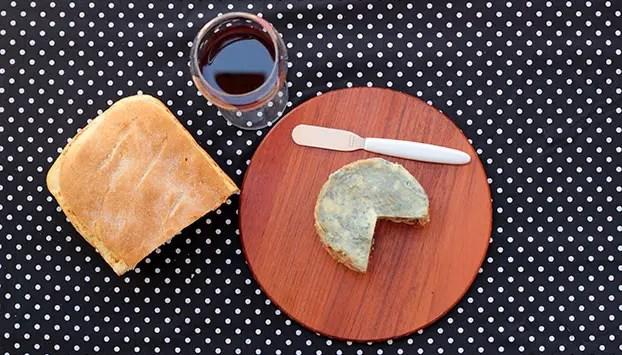 Terrine de roquefort com figos | Clube dos vinhos