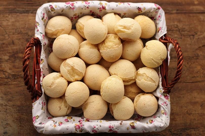 Pãozinho de batata e polvilho