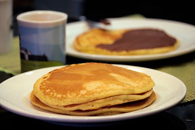 Panquecas americanas – Simples e deliciosas
