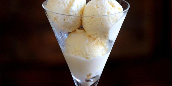 Sorvete de milho verde – Caseiro e cremoso