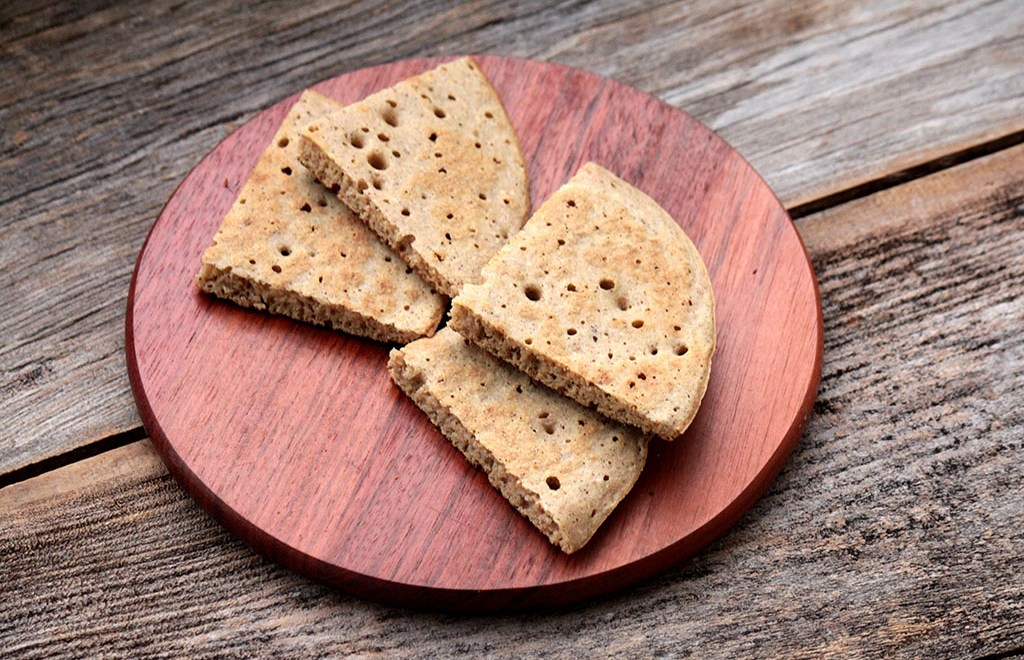 Como fazer pão de frigideira fit – Receita fácil