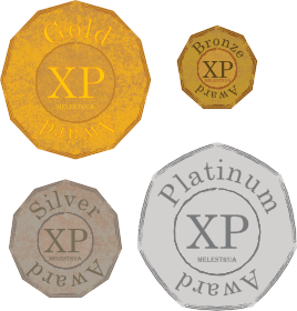 XP Award tokens