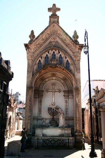 Lugares imperdíveis em Buenos Aires Cemitério da Recoleta