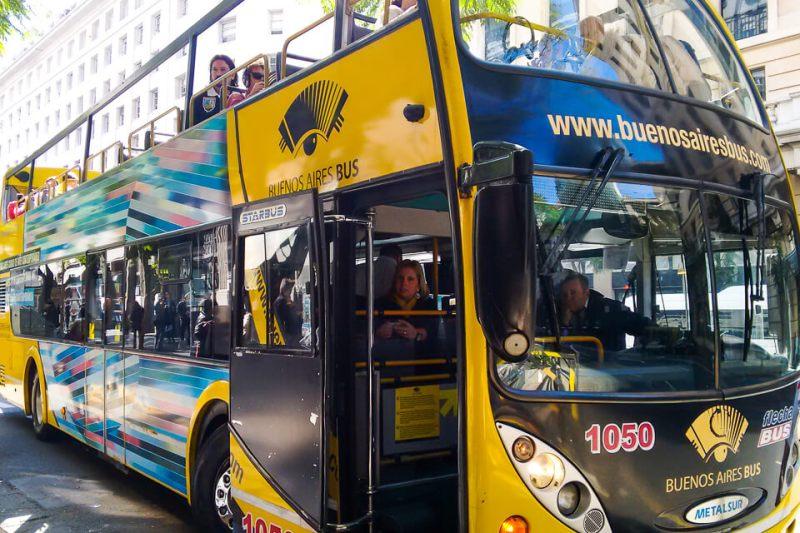 O que é o Buenos Aires Bus?