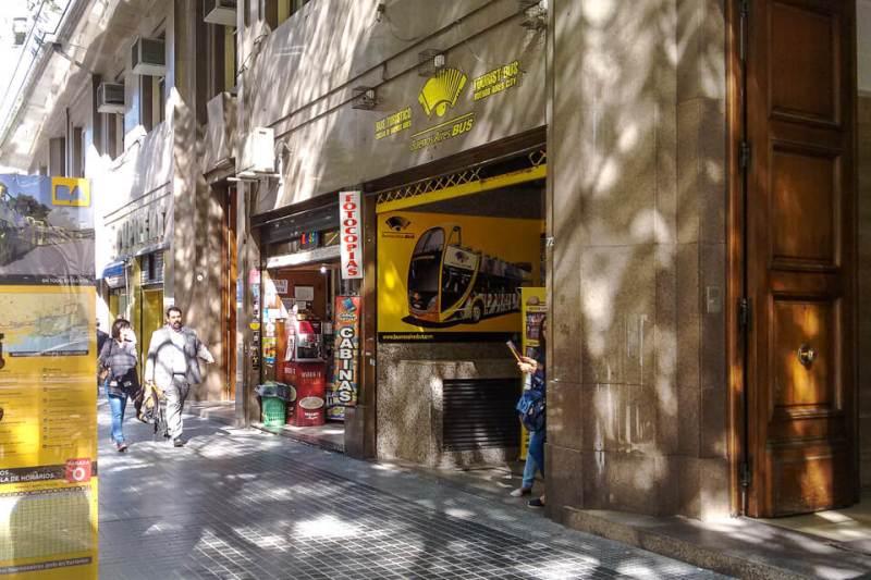 Parada 0 – Escritório do Buenos Aires Bus