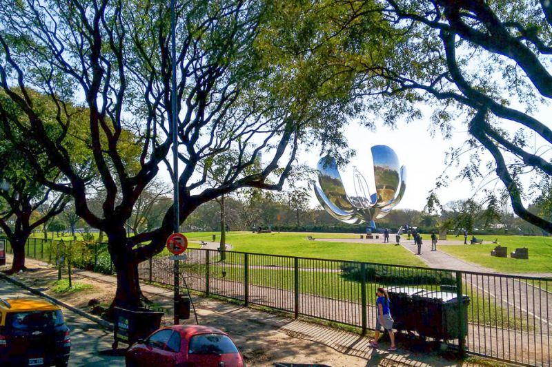 Citytour Buenos Aires Parada 15 Floralis Generica