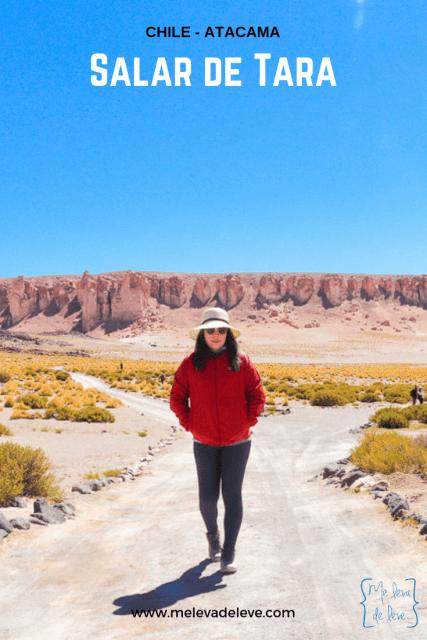 Passeio Salar de Tara - Atacama - Chile