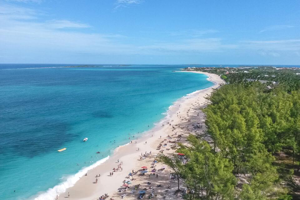 Como chegar em Bahamas Nassau