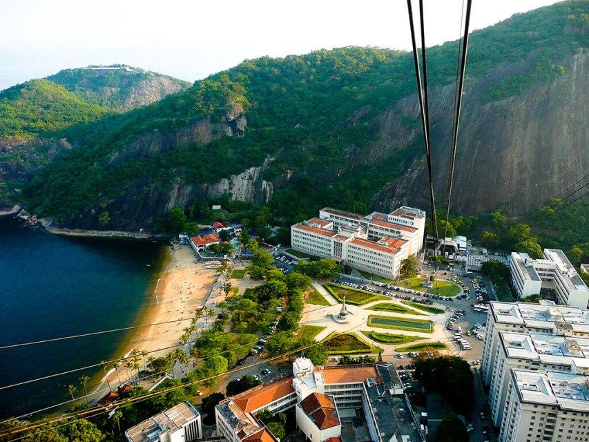 Vistas incríveis do Rio de Janeiro