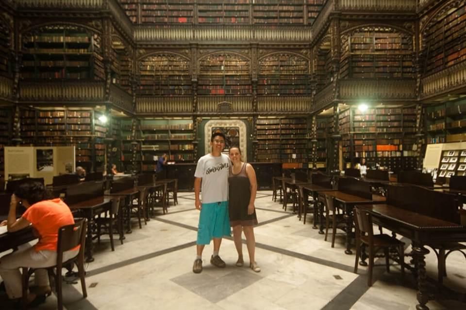 Real Gabinete Português de Leitura: uma das bibliotecas mais bonitas do mundo
