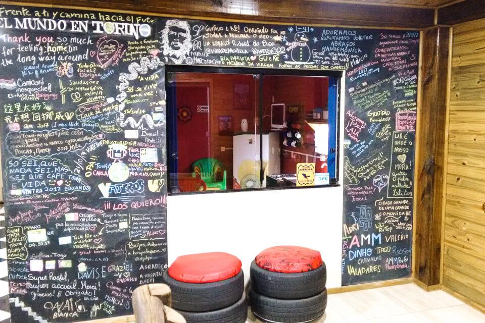 Onde ficar em Cambará do Sul? Hostel Cape Town
