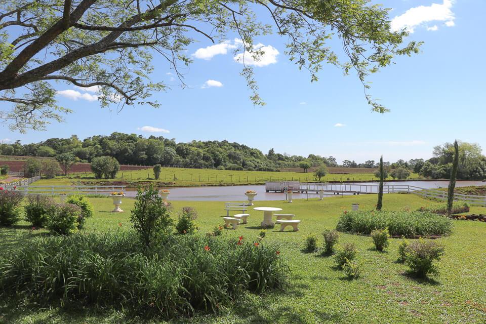 Paisagens do interior do Rio Grande do Sul
