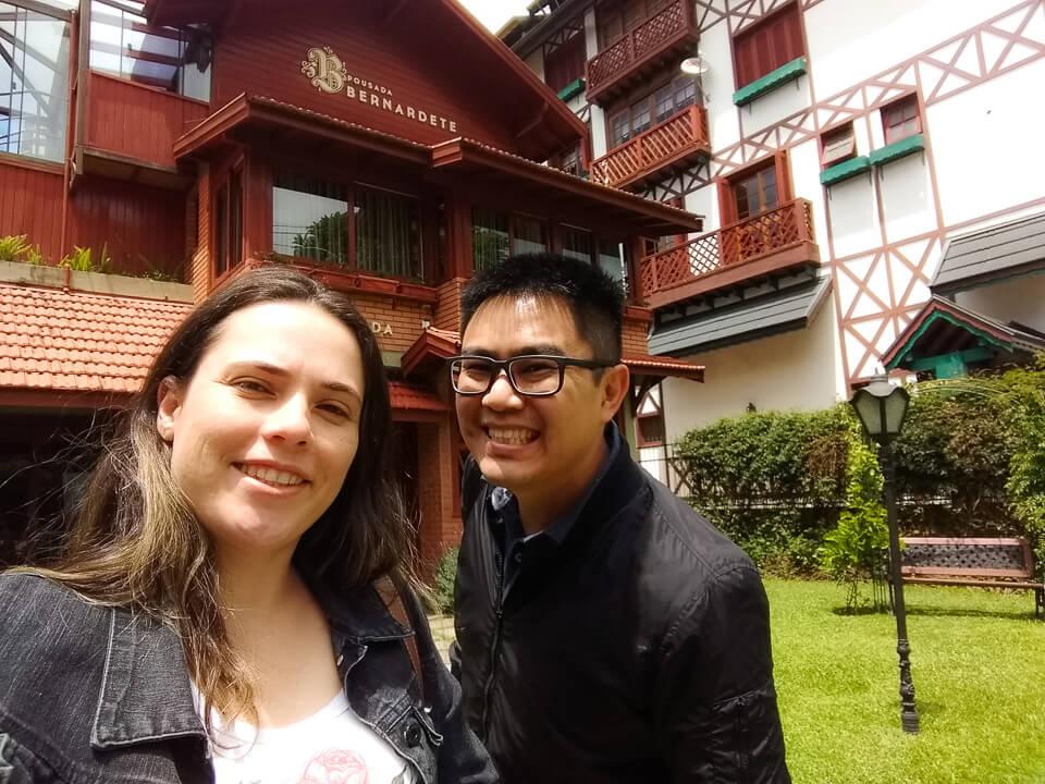 Onde ficar hospedado em Gramado? Pousada bem lozalizada
