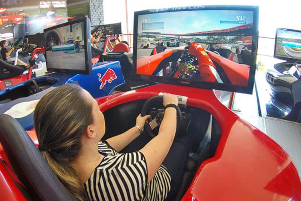 De Ferrari em Gramado - Super Carros