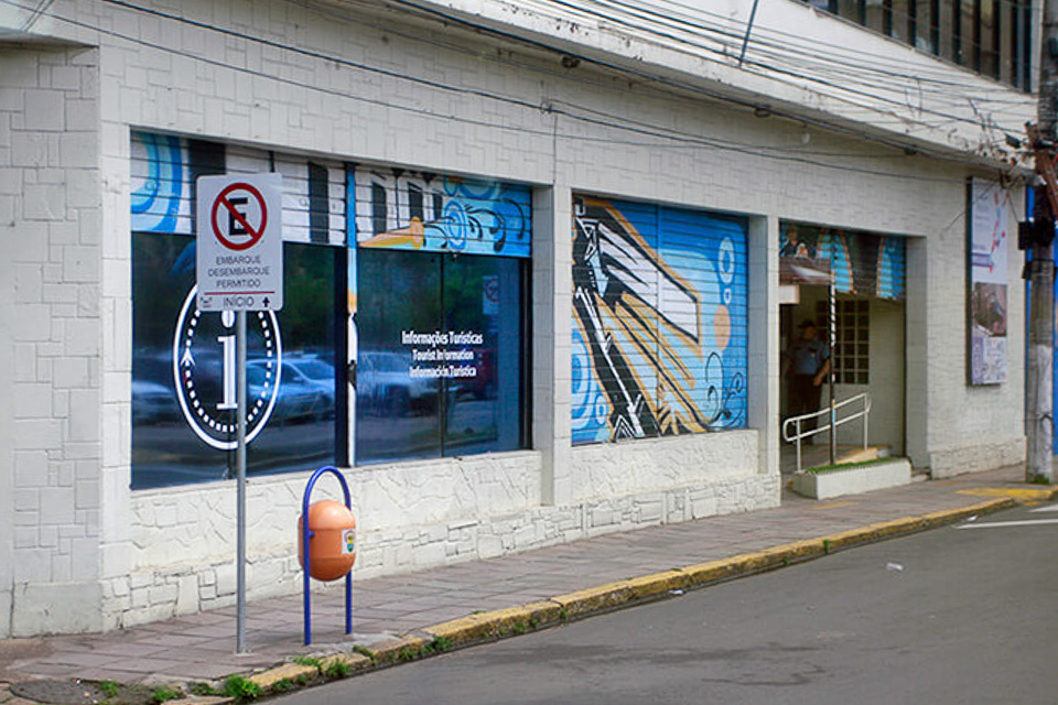 onde comprar ingresso para o City tour de Porto Alegre com a Linha Turismo