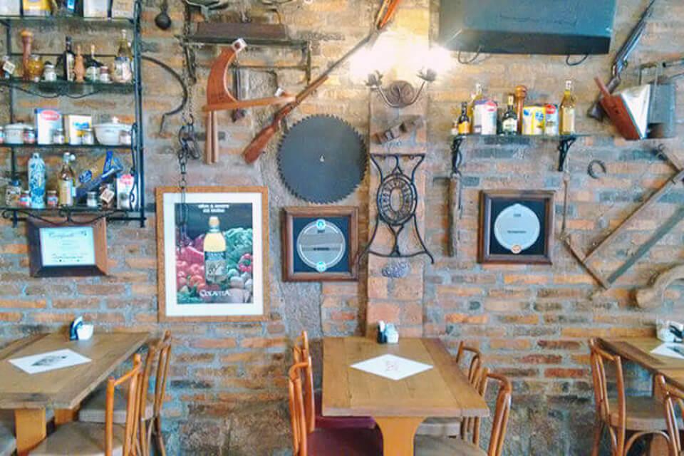 Roteiro de 2 dias em Porto Alegre Restaurante Via Imperatore