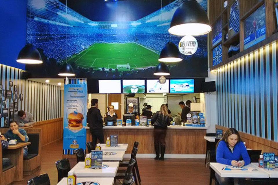 Onde comer em Porto Alegre almoço hamburguer