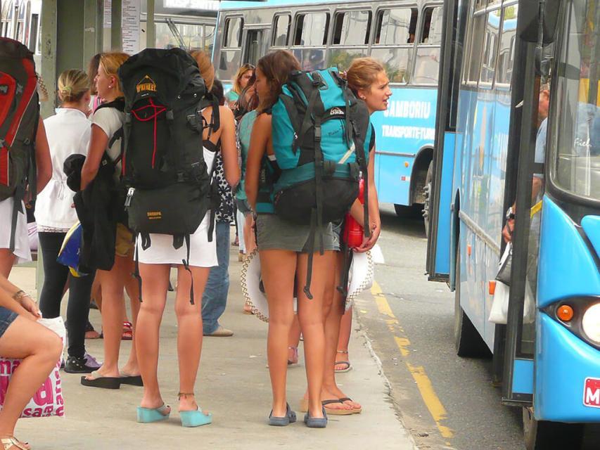 Levar mala ou mochila na viagem?