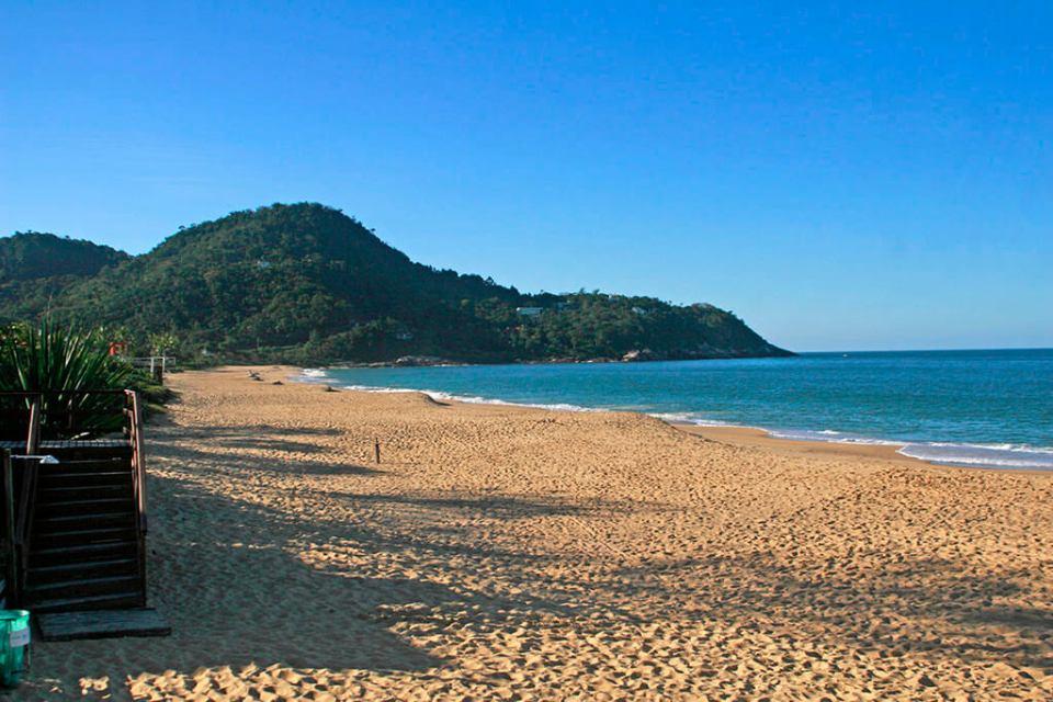Fotos das praias de Balneário Camboriú
