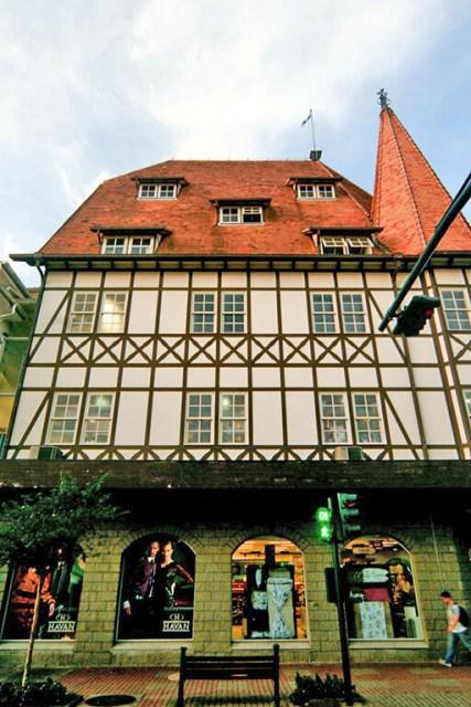 Onde fazer compras em Blumenau