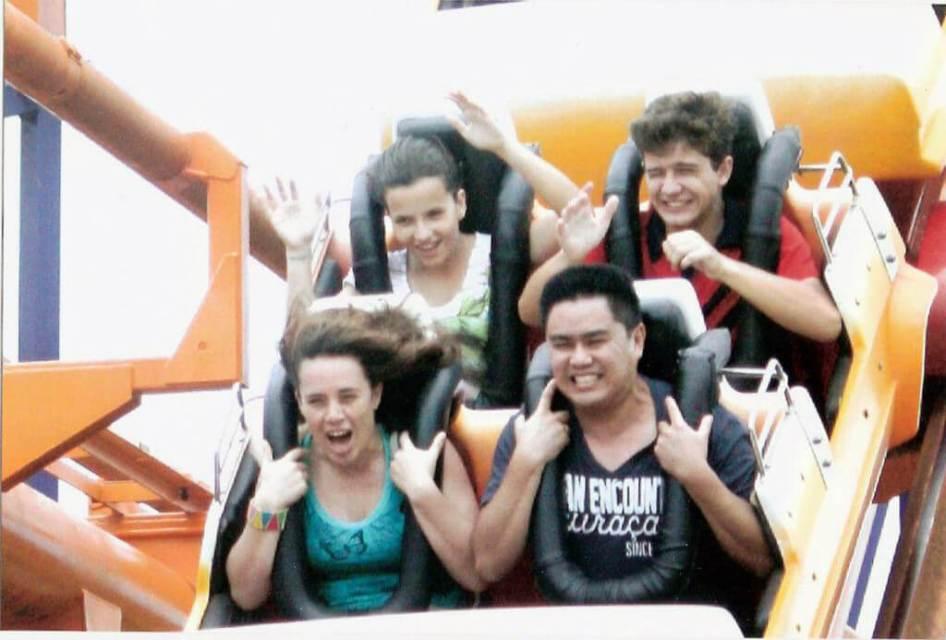 Parque de diversões BEto Carrero World