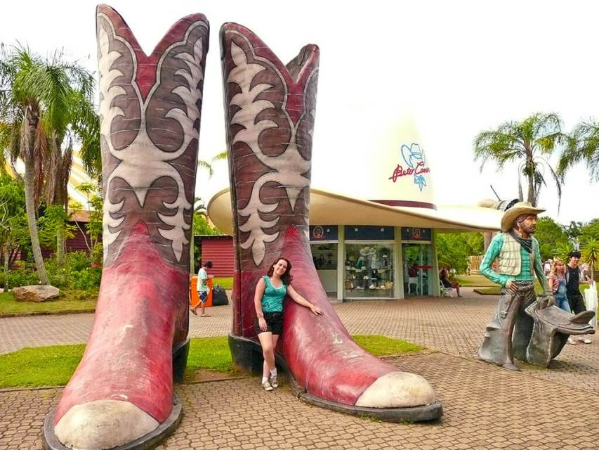 Atrativos do Beto Carrero World
