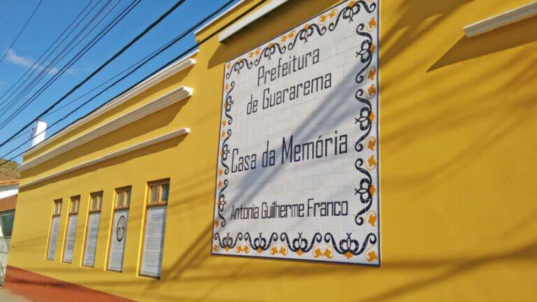 Bate e Volta de Sampa, Casa da Memória Antonia Guilherme Franco