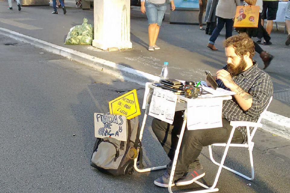 Como é a Avenida Paulista aos Domingos