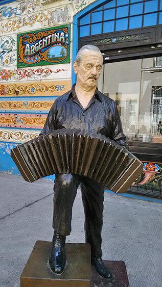 A história do tango em Buenos Aires
