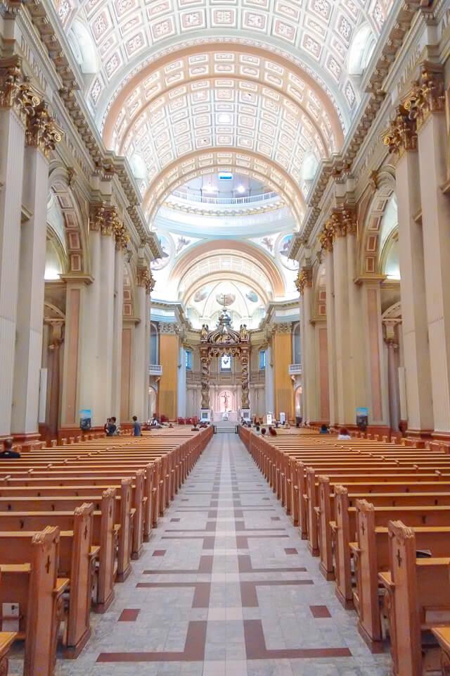 Cathedral of Marie Reine du Monde