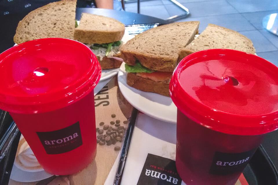Onde comer em Toronto - Aroma