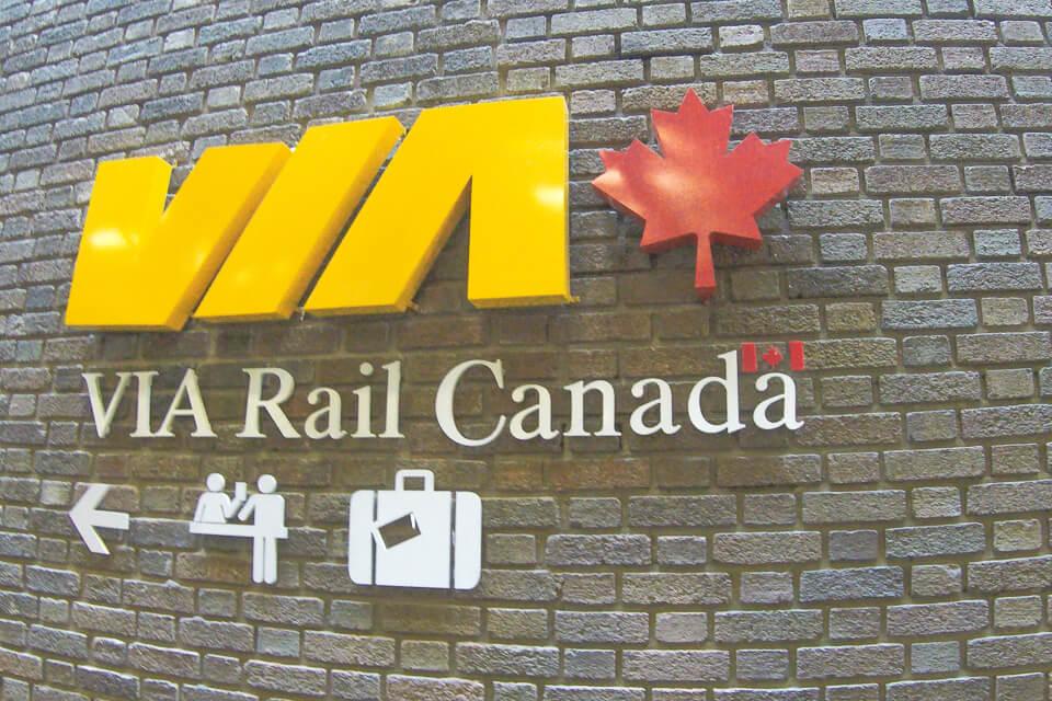de Montreal para Quebec de trem