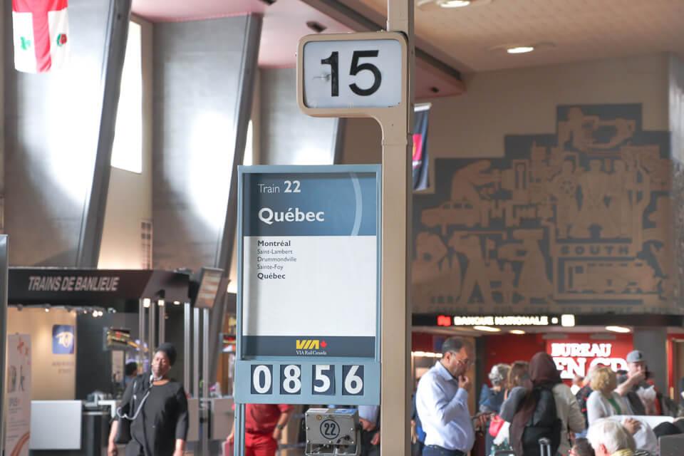 Como ir de Montreal para Quebec de trem, Canada - Roteiro em Montreal