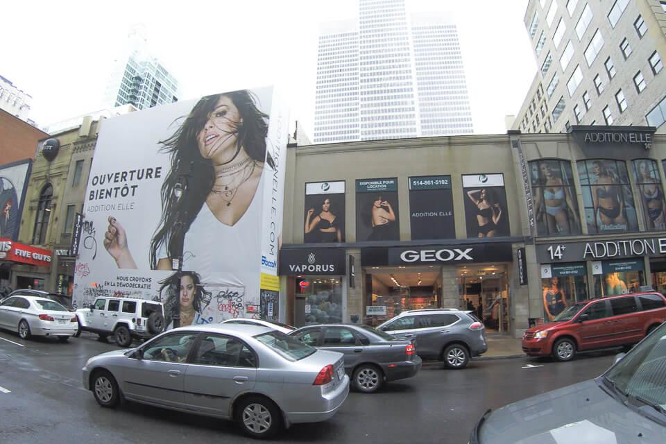 Onde ficar em Montreal - Downtown Montreal