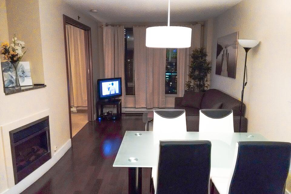 Onde ficar em Montreal? Apartamento em Old Montreal