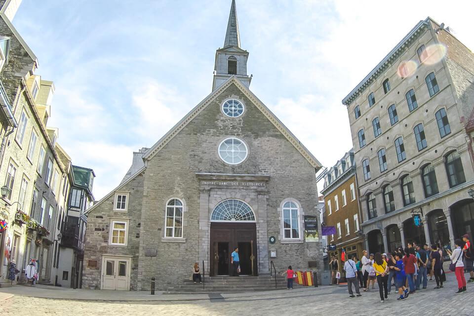 Onde ficar hospedado em Quebec City