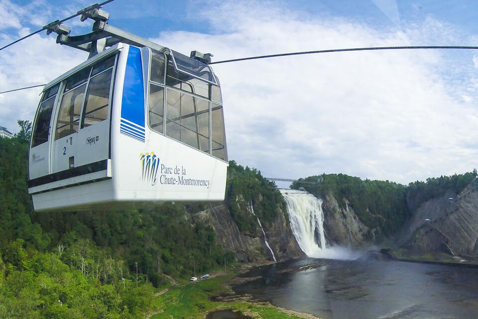 Parc de la Chute-Montmorency | Montmorency Falls