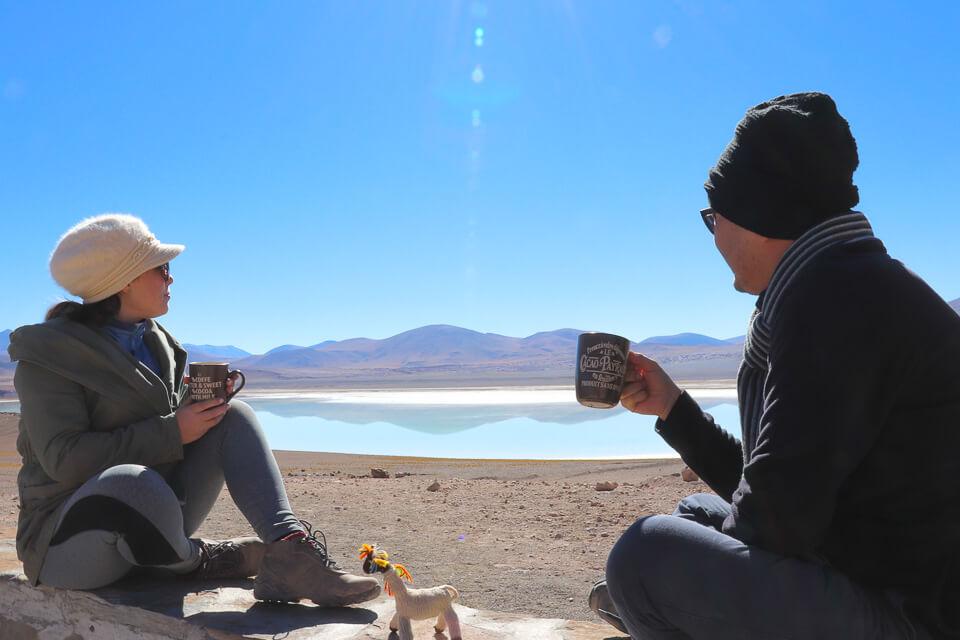 Atenção ao que levar na mala ao Atacama