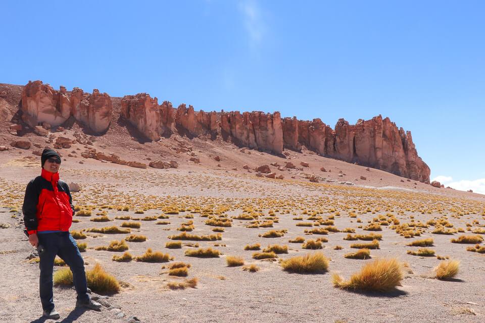 Onde ficam as Catedrais de Tara do Salar de Tara no Atacama
