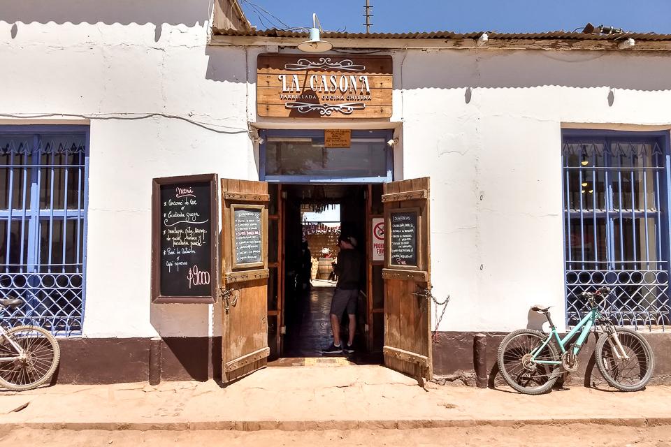 Quais são as melhores opções de restaurantes em San Pedro de Atacama
