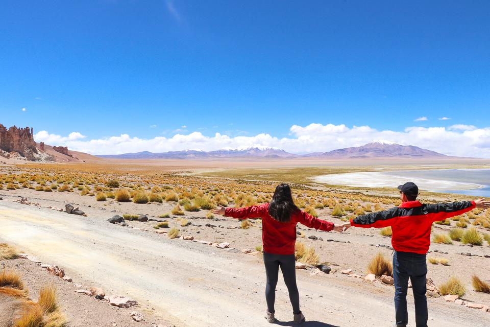 O que vestir no passeio para o Salar de Tara no Atacama