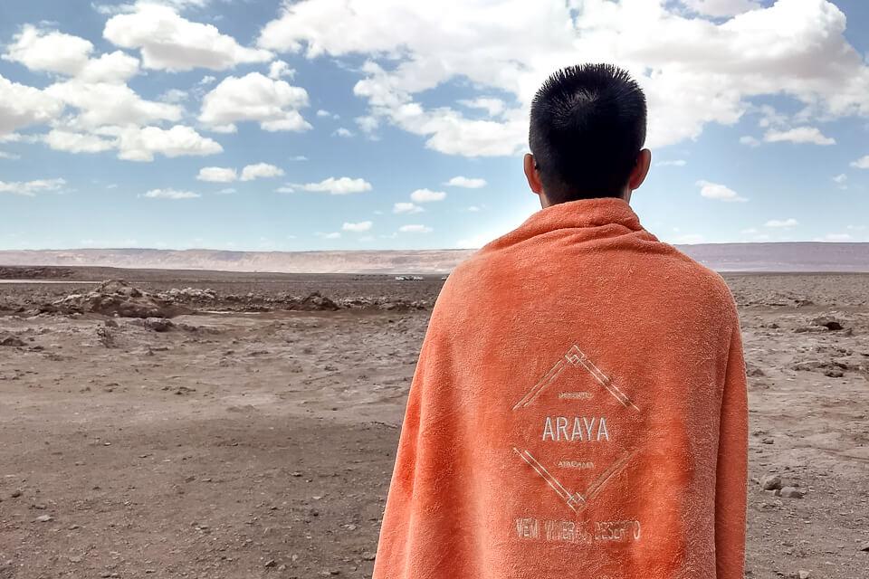 Vale a pena contratar passeio para as Lagunas Escondidas de Baltinache - Deserto do Atacama