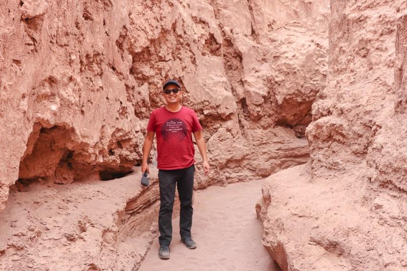Principais lugares para visitar no Atacama valle de la luna e o valle de la muerte